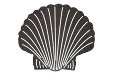 Seashell Art DXF File