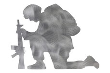 Kneeling Soldier DXF File
