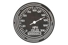 Speedometer Needle DXF File