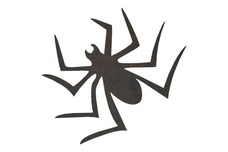 Creepy Spider DXF File