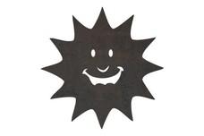Smiling Sun DXF File