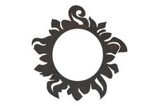 Sunflower Petals DXF File