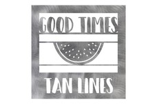 Tan Lines Wall Art