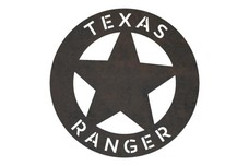 Texas Ranger Wall Art