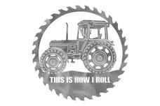 Tractor Circular Sawblade