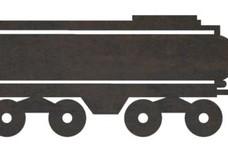 Railroad Car DXF File
