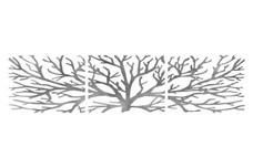 Large Tree DXF File