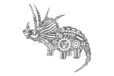Triceratops Stock Art