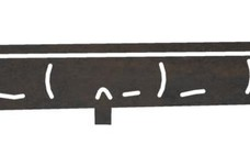 Water Trough DXF File