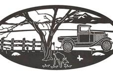 Truck Oval Insert