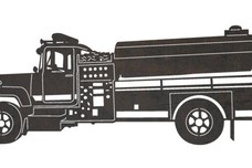 Fire Truck DXF File