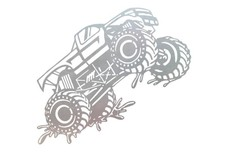 Truck Stock Art