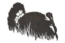 Lurking Turkey DXF File