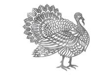 Turkey Stock Art
