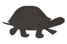 Turtle Side DXF File