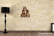 Uncle Sam Wall Art