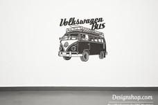Volkswagen Bus Wall Art