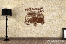 Volkswagen Bus Wall Art