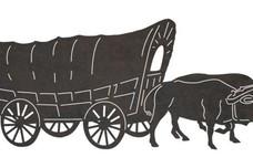 Conestoga Wagon DXF File