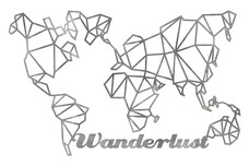 Wanderlust Wall Art