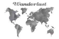Wanderlust Wall Art
