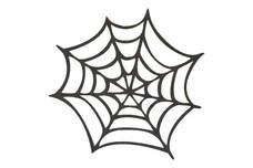 Spider Web DXF File