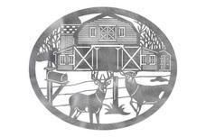 Whitetail Deer Wall Art