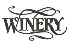 Winery Sign Art
