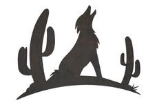 Desert Wolf DXF File