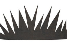 Yucca Plant Silhouette DXF File