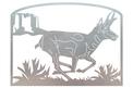 Antelope Address Sign