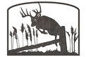 Jumping Buck Sign