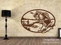 Bass Fish Wall Art