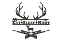 Eat Sleep Hunt Wall Art