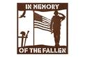 Fallen Soldier Wall Art