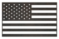 American Flag DXF File