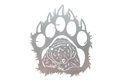 Grizzly Paw Wall Art
