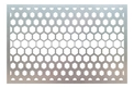Honeycomb Privacy Screen