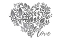 Love Heart Wall Art
