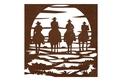 Prairie Riders Wall Art