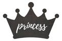 Princess Crown Wall Art