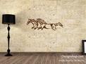 Stallions Wall Art