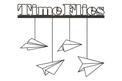 Time Flies Wall Art