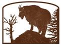 Mountain Goat Sign