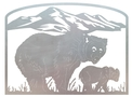Bear and Cub Sign