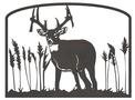 Buck Address Sign