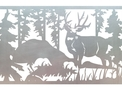 Deer 2 Railing Insert