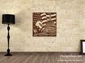 America Wall Art