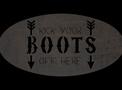Boots Wall Art