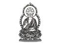 Buddha Stock Art